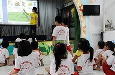 HCM City faces shortage of teachers, classrooms