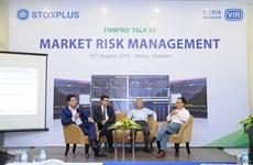 Risk management essential for finance sector