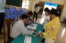 Cambodia mobilises 20,000 police to ensure security for election
