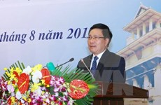 29th Diplomatic Conference wraps up