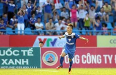 Quang Ninh go top of V.League