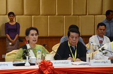 Myanmar kicks off 21st Century Panglong Peace Conference