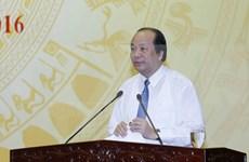 Government pledges zero tolerance to corruption