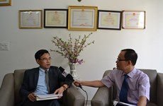 Vietnam, India boost cooperation in potential fields