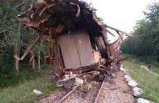 Bomb blast in southern Thailand kills one