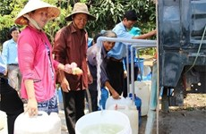 Soc Trang plans 24 water supply projects for ethnic areas