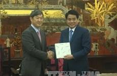 Hanoi seeks help from JICA in transport projects