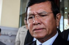 Cambodian court sentences CNRP leader five months in jail