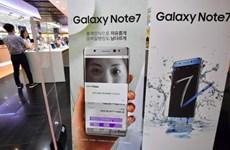Malaysia bans use of Samsung Galaxy Note 7 on flights