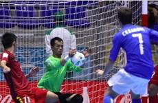 Futsal World Cup: Vietnam reach knockout stage