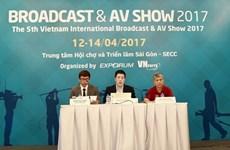 Broadcast&AV Show planned for April 2017