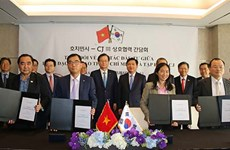 RoK group expands food business in Vietnam