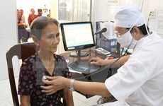 Local governments' support needed to develop heath care system