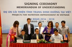 Health Ministry, Abbott shake hands for nutrition improvement