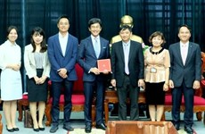 Japan firm to invest in Da Nang education