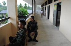 Violence recurs in southern Thailand