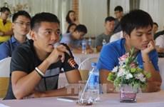 Tennis: 32 players begin main round at Vietnam Open 2016