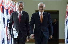 Australia, Singapore promote comprehensive strategic partnership