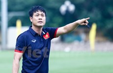 Vietnam have three games during training in RoK