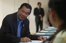 Cambodian government passes draft budget for 2017