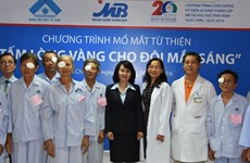 HCM City association brings light to 500,000 poor patients