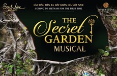 Secret Garden musical comes to HCM City