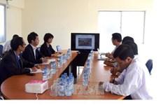 Japan trade officials study Bac Lieu business environment