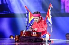 Hanoi boy wins the Voice Kid