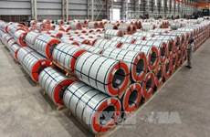 Steel production sees strong growth in October