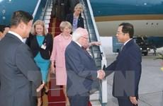 Irish Times: President Higgins's Vietnam visit marks bilateral ties