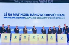 RoK bank launches wholly foreign-owned bank in VN