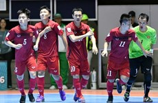 Futsal team to compete in Chinese friendlies