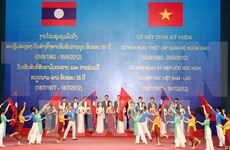 Friendship associations work to cement Vietnam-Lao relations
