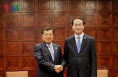 Vietnam, Indonesia to bolster security ties