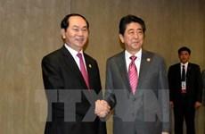 Vietnam, Japan speed up multi-dimensional ties