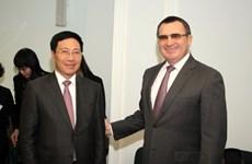 Vietnam, Russia enjoy dynamic comprehensive partnership