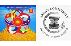 Vietnamese stamp celebrates establishment of ASEAN Community