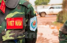 Vietnam peacekeepers in South Sudan fulfill duties: conference