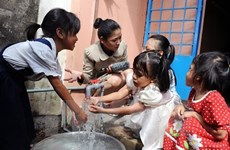 Solutions to develop sustainable water resources in Vietnam
