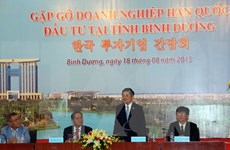 Binh Duong moves to facilitate RoK investment