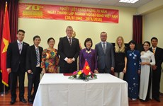 Support for Vietnamese IT business in Slovakia