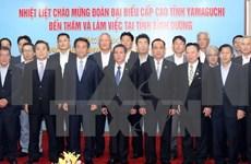 Vietnam, Japan localities talk ways to boost cooperation