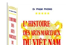 Book on Vietnam's martial art translated into French