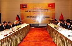 Vietnam, Cambodia facilitate cross-border transport