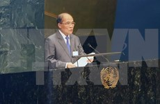 World Conference of Speakers of Parliaments commences in New York