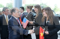 Vietnam boosts cooperation with Massachusetts State