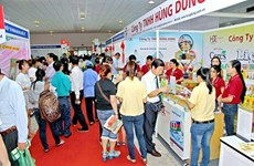 Int'l food exhibition to open in HCM City
