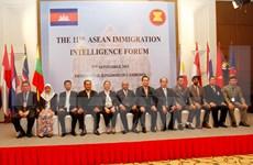 ASEAN senior immigration officials discuss cooperation in Cambodia