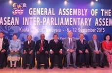 36th AIPA General Assembly opens in Kuala Lumpur