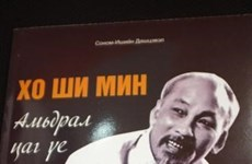 Book on President Ho Chi Minh unveiled in Mongolia